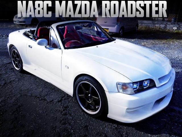 NA8C MAZDA ROADSTER CHASER FACE