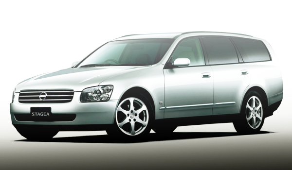 NISSAN M25 STAGEA PIC