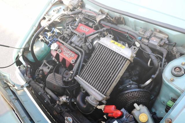 MA09ERT TWINCHARGER ENGINE