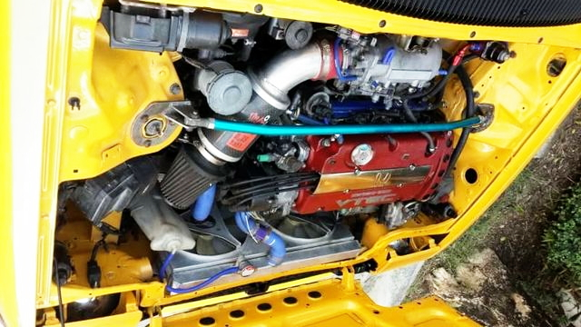H22A VTEC ENGINE OF PRELUDE