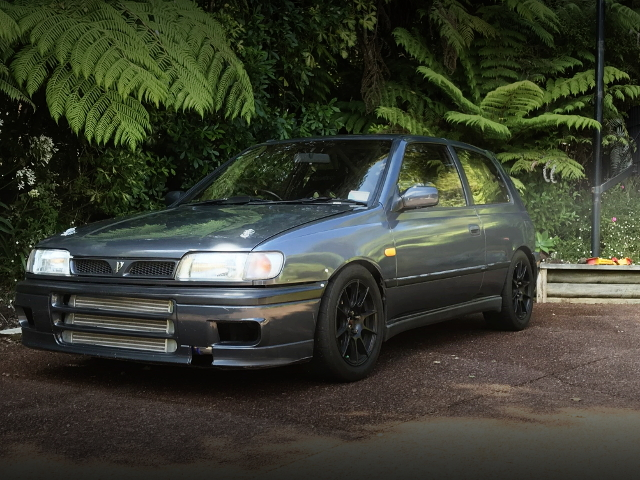 FRONT EXTERIOR N14 PULSAR GTI