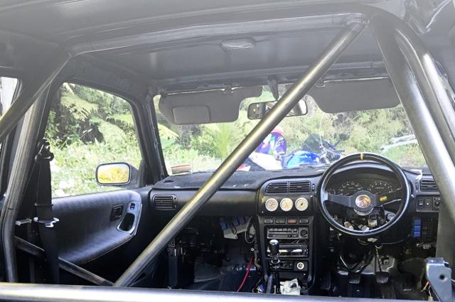 INTERIOR N14 PULSAR GTI