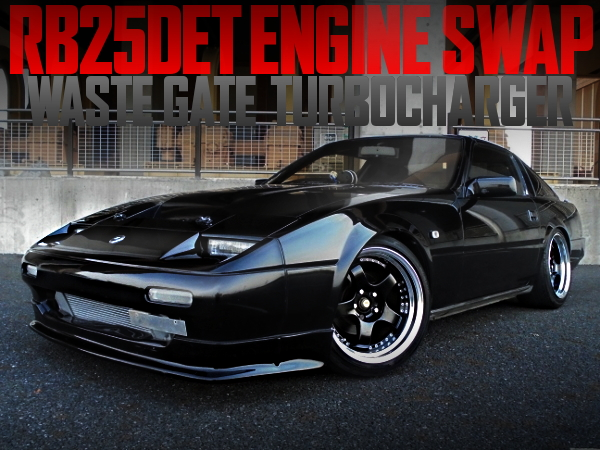 RB25 TURBO SWAP Z31 FAIRLADY Z