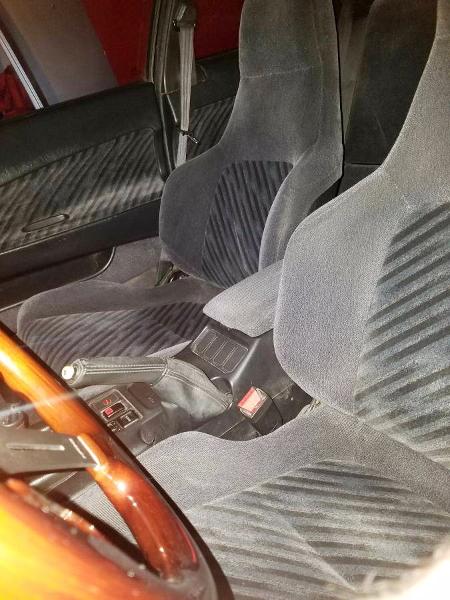 FINTERIOR FRONT SEATS