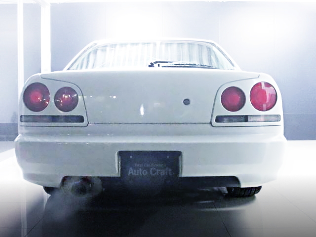 BACK TAIL LAMP R34 SKYLINE 4-DOOR