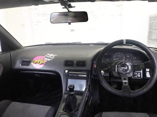 DASHBOARD S13 SILVIA