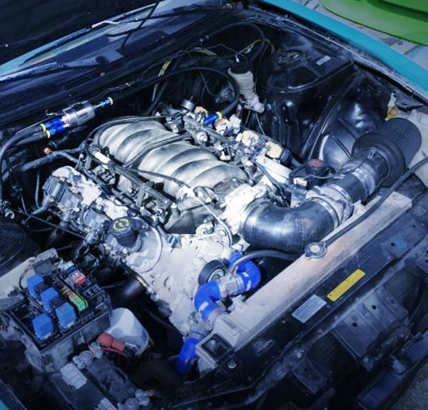 LS1 V8 ENGINE