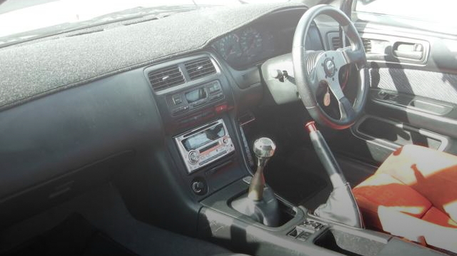 INTERIOR DASH BOARD