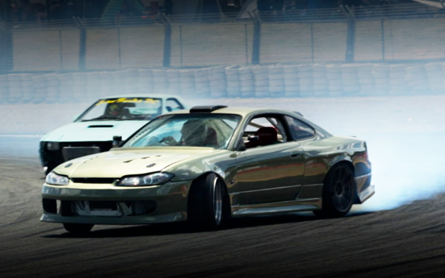 FRONT EXTERIOR DRIFT S15 SILVIA