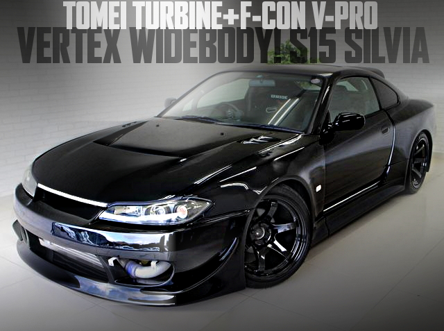 VERTEX WIDEBODY S15 SILVIA SPEC-R