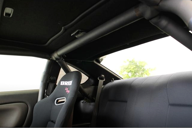 ROLLBAR FROM S15 SILVIA
