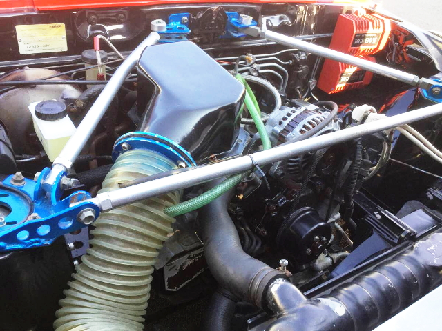 12A ROTARY ENGINE WEBER CARBURETOR