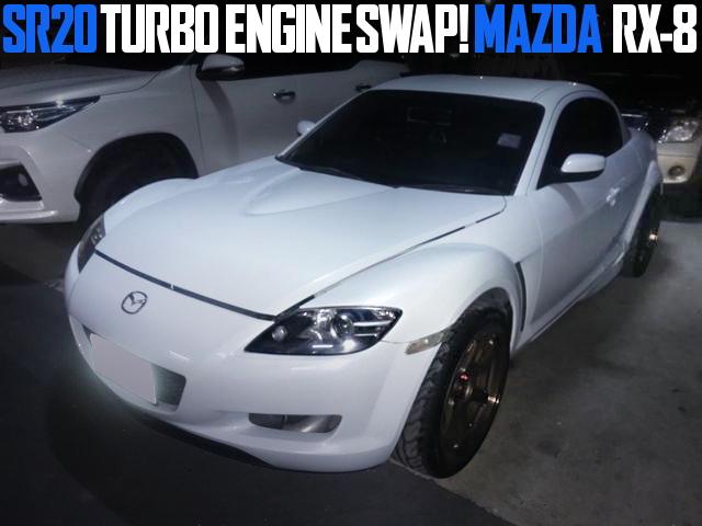 SR20 TURBO ENGINE OF RX-8