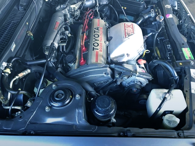 3S-GE ENGINE