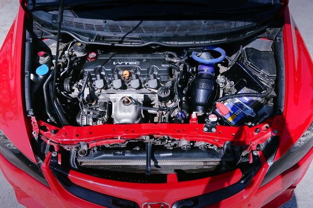 R18A 1800cc SOHC iVTEC ENGINE