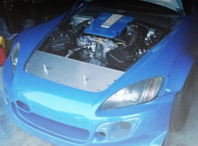 370Z VQ37VHR V6 ENGINE FROM S2000