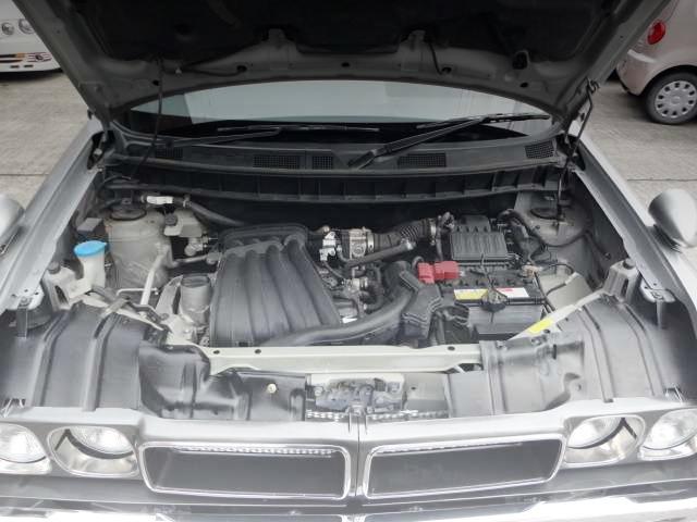YZ11 NISSAN CUBE 1500cc ENGINE