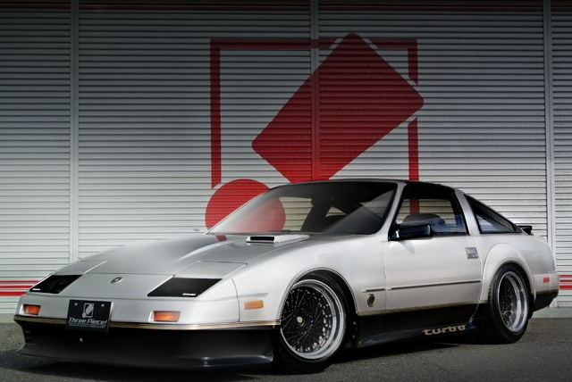 FRONT Z31 NISSAN 300ZX 50th