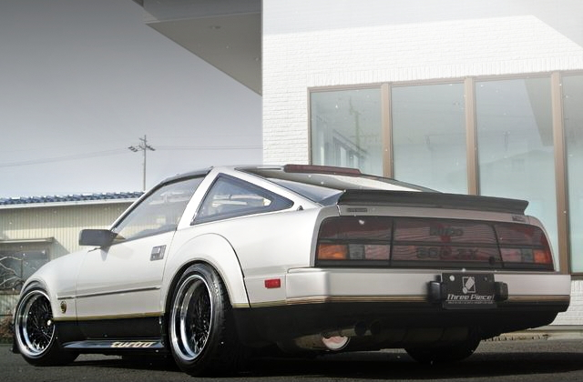 REAR EXTERIOR Z31 300ZX 50th ANNIVERSARY
