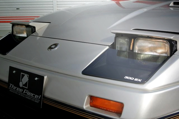 HEAD LIGHT OF Z31 300ZX