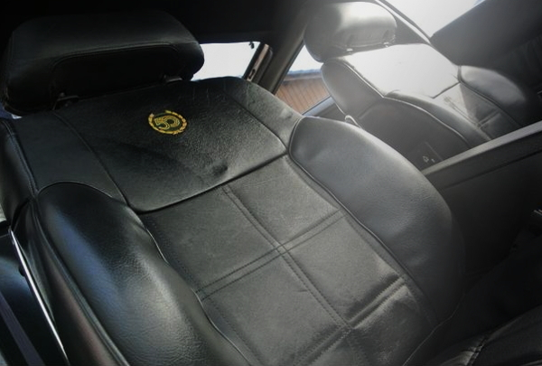 50th LOGO SEAT FROM Z31 300ZX