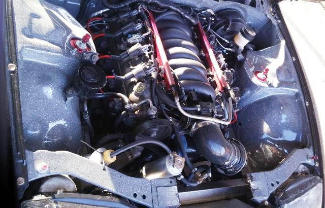 LM7 5300cc V8 ENGINE