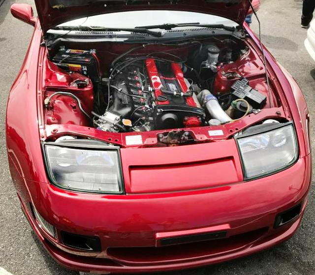 RB25DET ENGINE