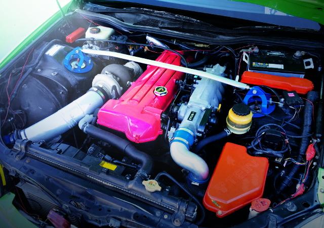 2JZ-GTE ENGINE FOR 16 ARISTO