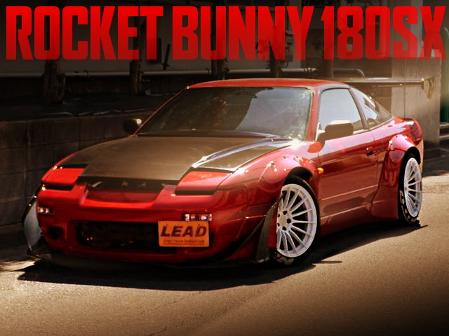 ROCKET BUNNY VERSION-2 RPS13 180SX