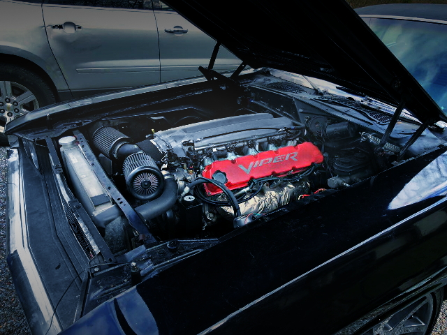 VIPER SRT10 V10 ENGINE CONVERSION