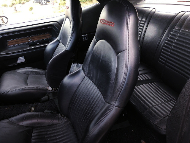 INTERIOR SEATS FROM FIRST GEN CHALLENGER