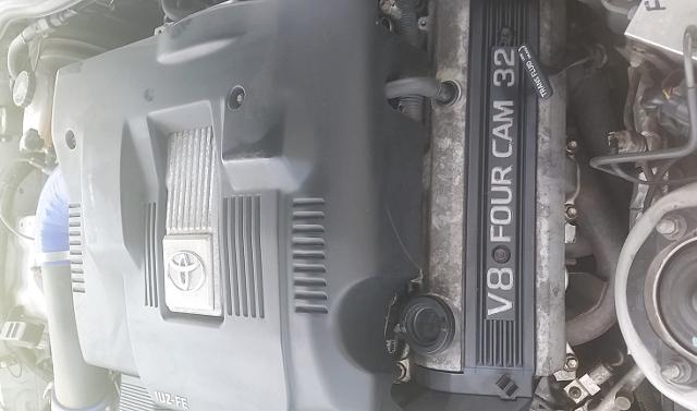 1UZ-FE ENGINE SWAP OF JZA80 SUPRA
