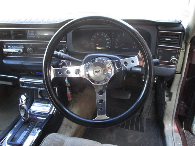 STEERING AND SPEED CLUSTER