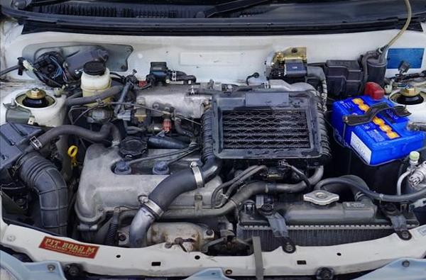 K6A TURBO ENGINE FRON HB21S ALTOWORKS RSZ