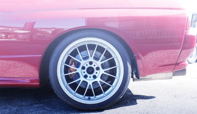 REAR WHEEL R32 GT-R
