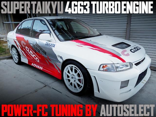 CN9A EVO4 SUPER TAIKYU 4G63T