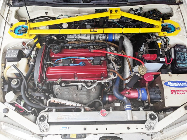 SUPER TAIKYU 4G63 TURBO ENGINE