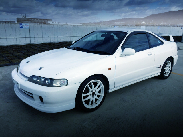 FRONT FACE DC2 INTEGRA TYPE -R