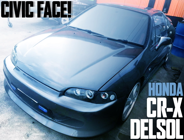 CIVIC FACE CR-X DELSOL