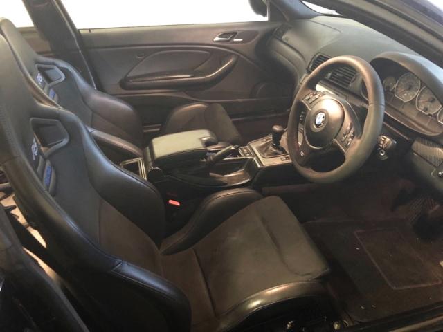 INTERIOR RIGHT HAND DRIVE for E46 M3
