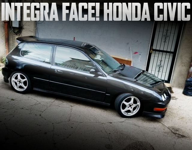 US KOUKI 3rd Gen INTEGRA FACE TO EG CIVIC