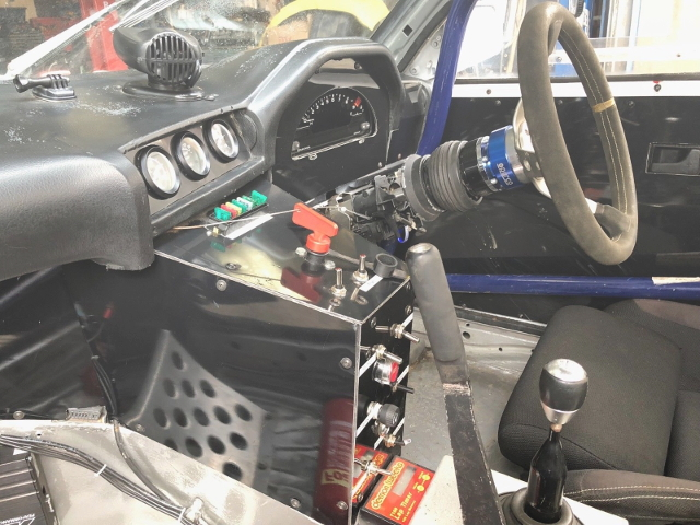 DRIFT SPEC INTERIOR FOR E30 BMW 3-SERIES