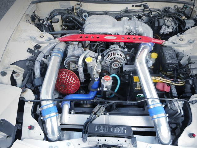 FEED NUR 13B ROTARY ENGINE WITH TO4Z TURBO