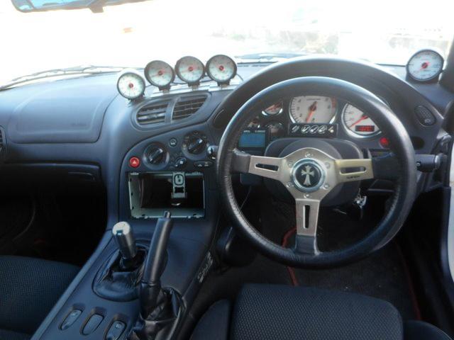 INTERIOR DASHBOARD FD3S RX-7