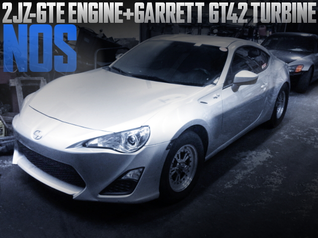 2JZ-GTE SWAP GT42 TURBINE SCION FR-S