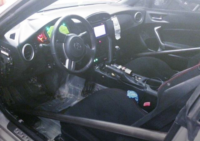 INTERIOR DASHBOARD FROM ZN6 SCION FR-S