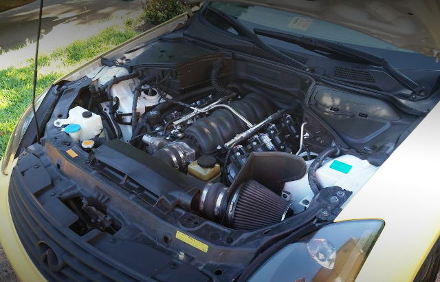 LS2 6000cc V8 ENGINE