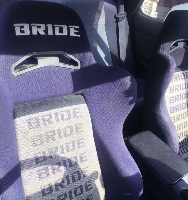 BRIDE SEAT