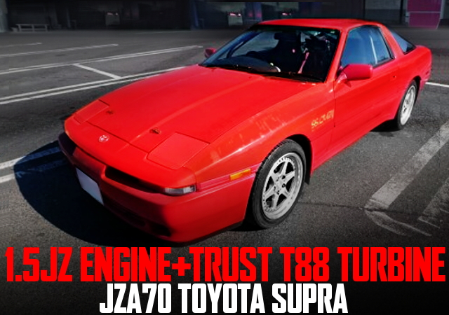 1J HEAD WITH 2J BLOCK T88 TURBO JZA70 SUPRA MK3