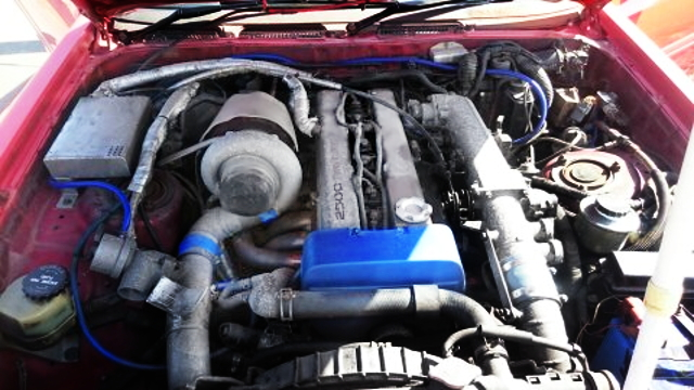 1JZ HEAD AND 2JZ BLOCK WITH T88 TURBOCHARGED